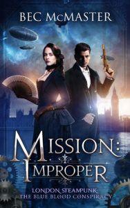 Mission Improper - Ebook